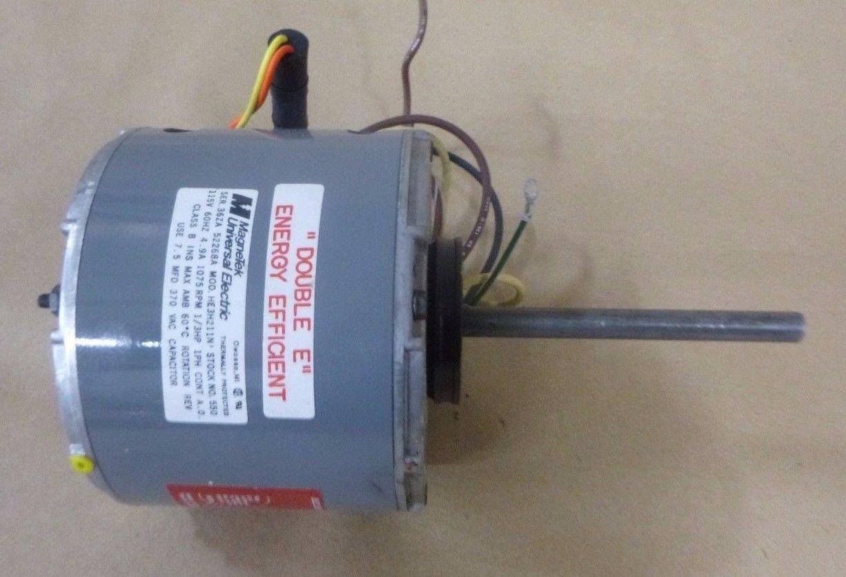 Magnetek Universal Electric Motor V Wiring Diagram on