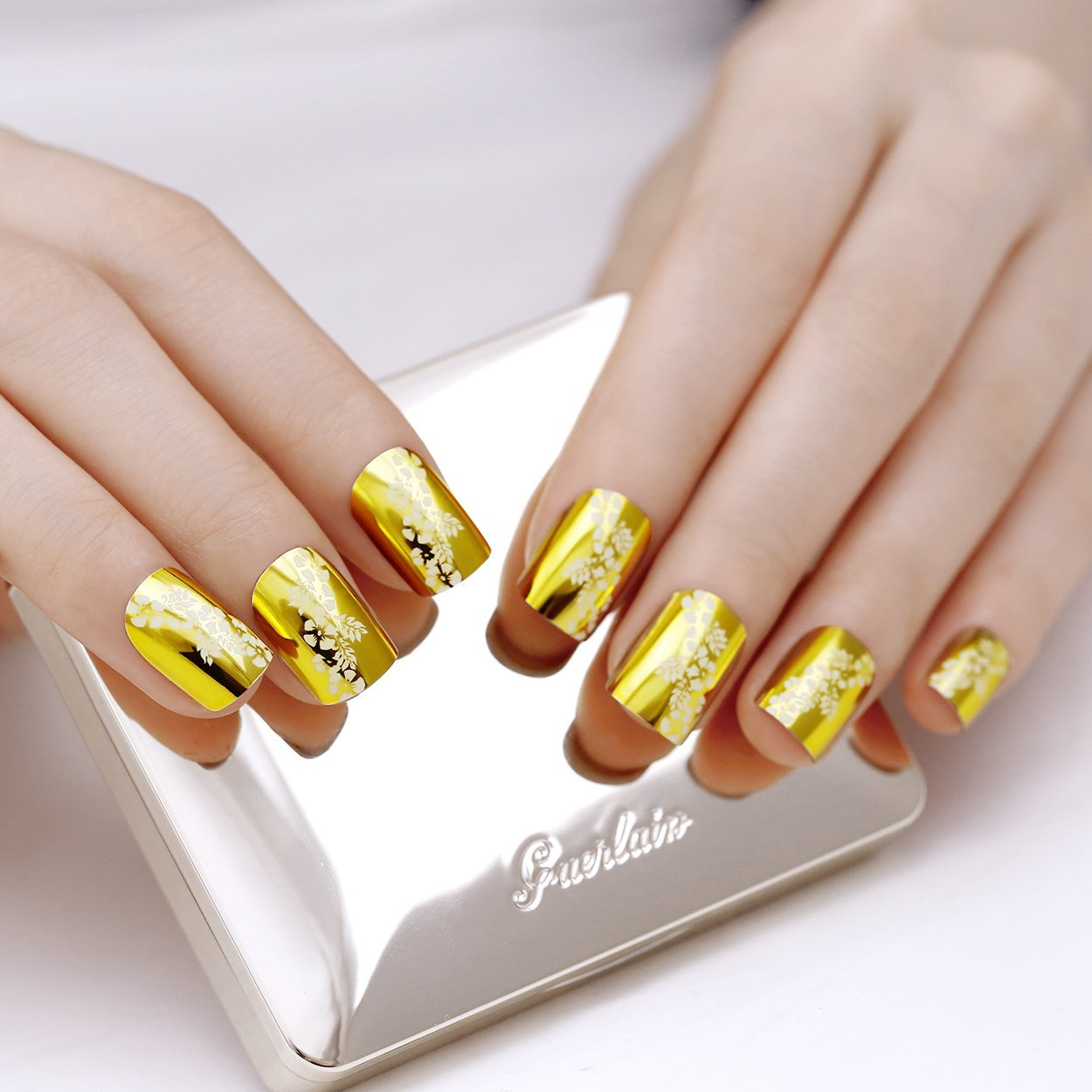 Cheap Gold Metallic Nails, find Gold Metallic Nails deals on line at ...