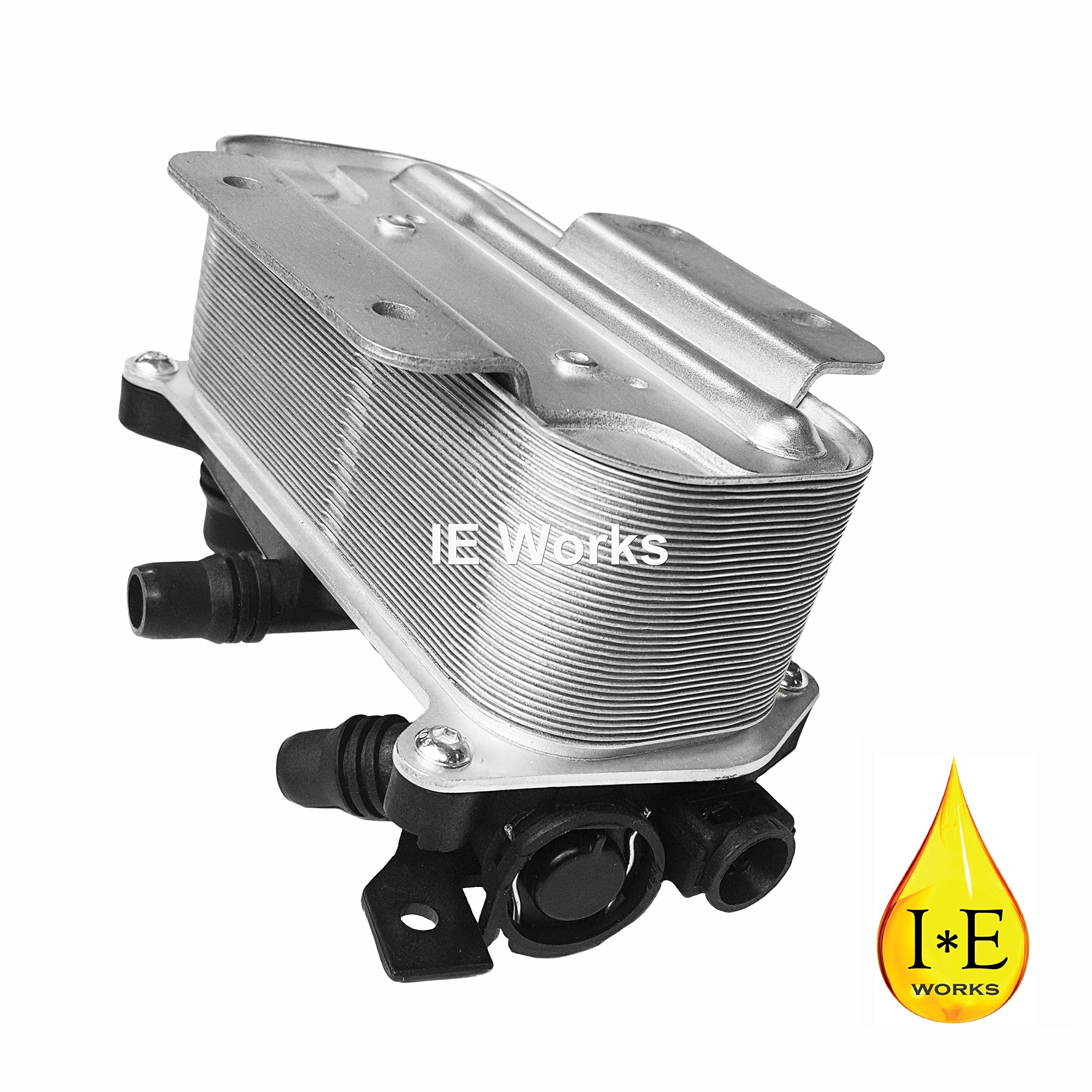 Brand New Radiator Transmission Oil Cooler Heat Exchanger for BMW 528i F10 F10N 17217638582 17217618778 2010 2011 2012 2013 2014 2015 2016