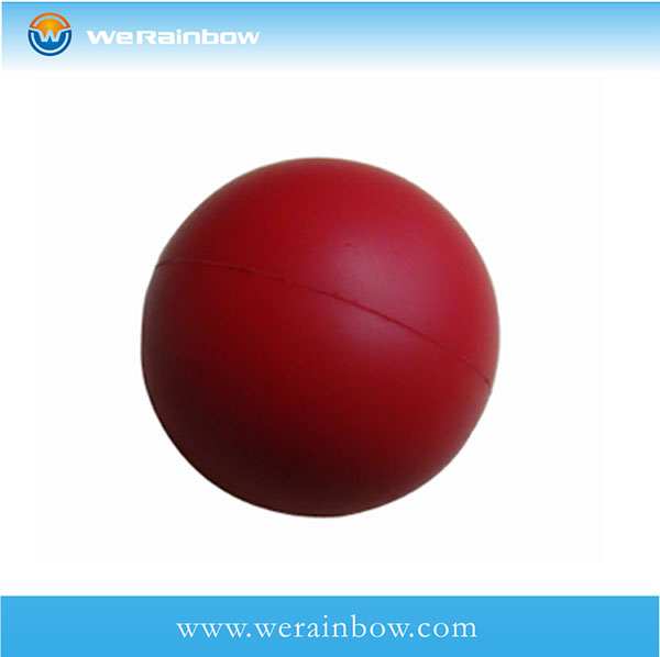 cheap different shape promotional toy pu foam stress reliever ball