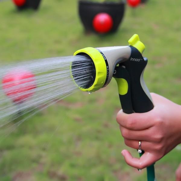 Gardening Cleaning Sprayer Metal Garden Hose End Nozzle Buy Garden Hose End Nozzle Metal