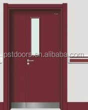 hospital door, classroom door , steel door