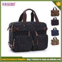 2017 Custom business bag briefcase for man designer canvas men hand bag old fashioned ladies handbags