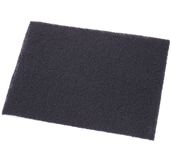 Activated carbon cotton filter fabric