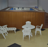 swimming pool equipment and supplies/pvc swimming pool forSuspendend pools