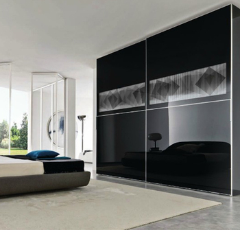 Luxury Bedroom Wooden Wardrobe Door Sunmica Designs For Wardrobes