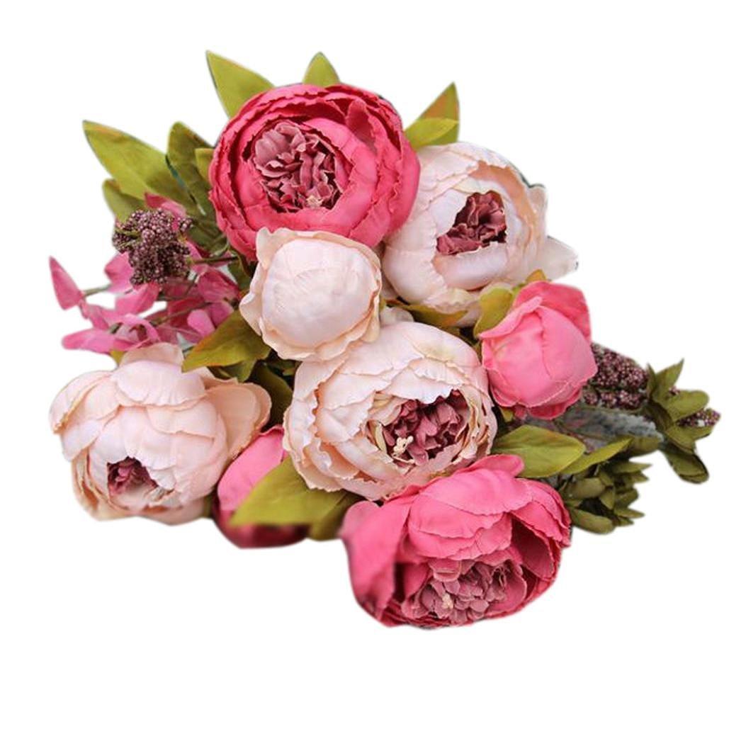 Cheap Pink Flowers Bouquet, find Pink Flowers Bouquet deals on line ...