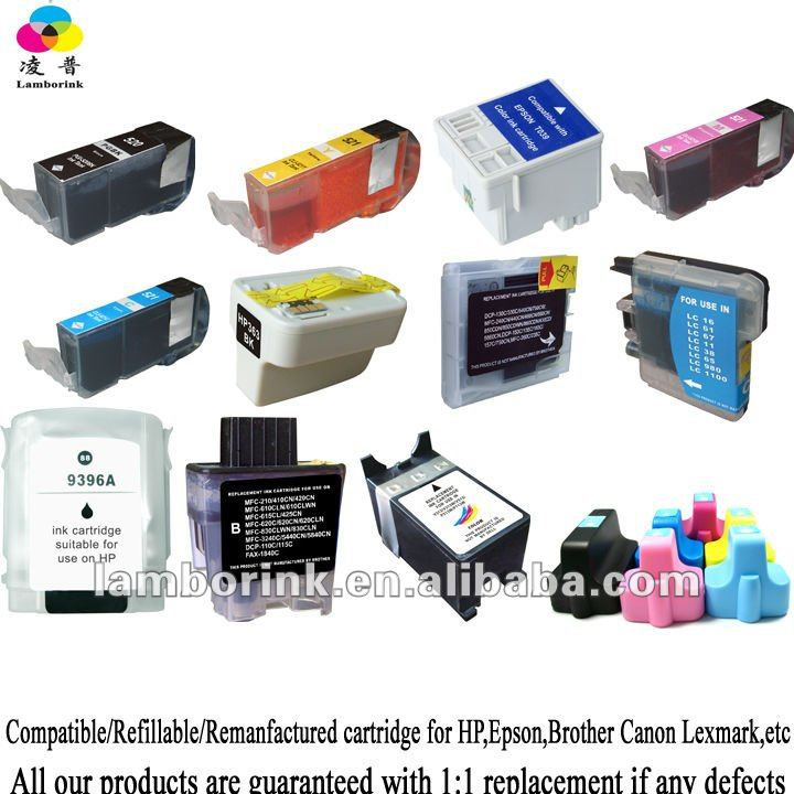 Compatible ink Cartridge PFI-301 for IPF 8000/8000S/8010S/9000/9000S//9010s