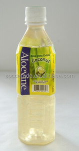 Aloevine 500ml Aloe vera drink Coconut flavor