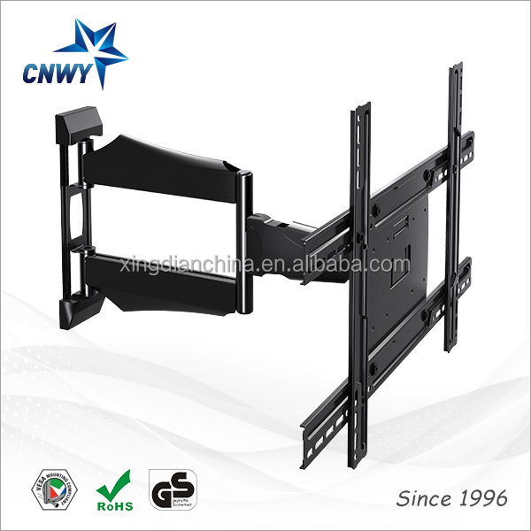 Large Full Motion Articulating tv wall Mount for 70 inch plasma tv