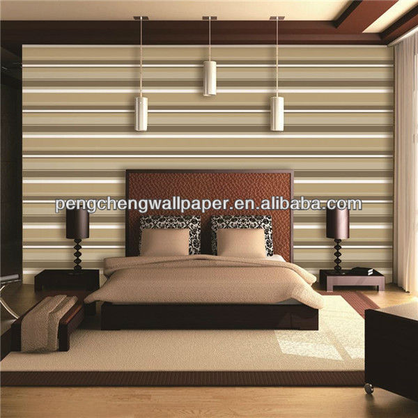 Durable in use home interior wallpaper / borders wall paper