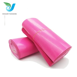 1e05d7f8f1e 100% Eco-Friendly Biodegradable Pink In Stock Full Sizes Postage Express  Poly Flyer Plastic