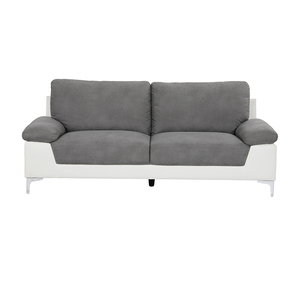Cheap modern living room furniture fabric lounge 3 seater sofa