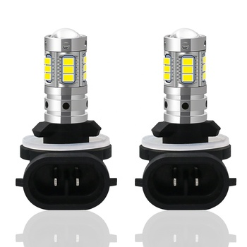 New Arrival Bulb 880 881 18Smd 3020 12V/24V 80w Led Fog Lamps