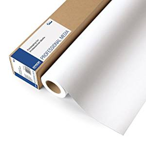 """Epson GS Satin Solvent Canvas 54""""x75' Roll"""