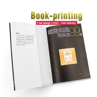 China Custom Printing Softcover/Hard bound Book, Fyer Booklet, Brochure, Catalog Printing Service