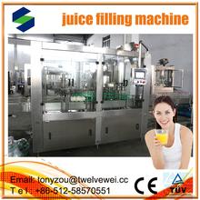3 in 1 fruit lemon juice drink filling line automatic 3 in1 juce filling machine