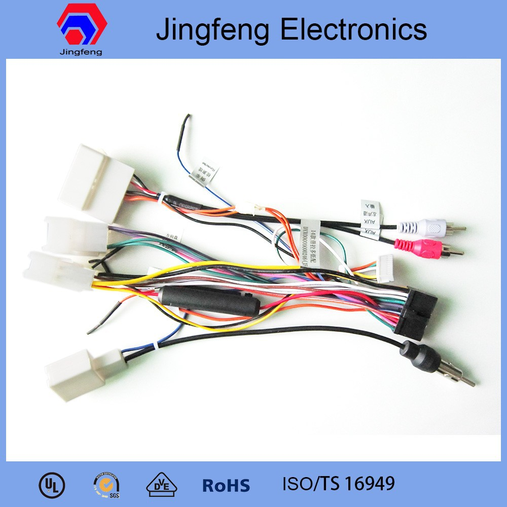 6 Pin Female Connector Wiring Harness Cost Model Suppliers And Manufacturers At