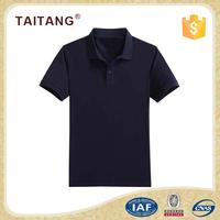 Free Sample High Quality Branded Blank Soft Custom Mens Polo Shirt