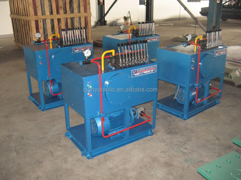 Hydraulic Control System for Tunnel Lining Trolley