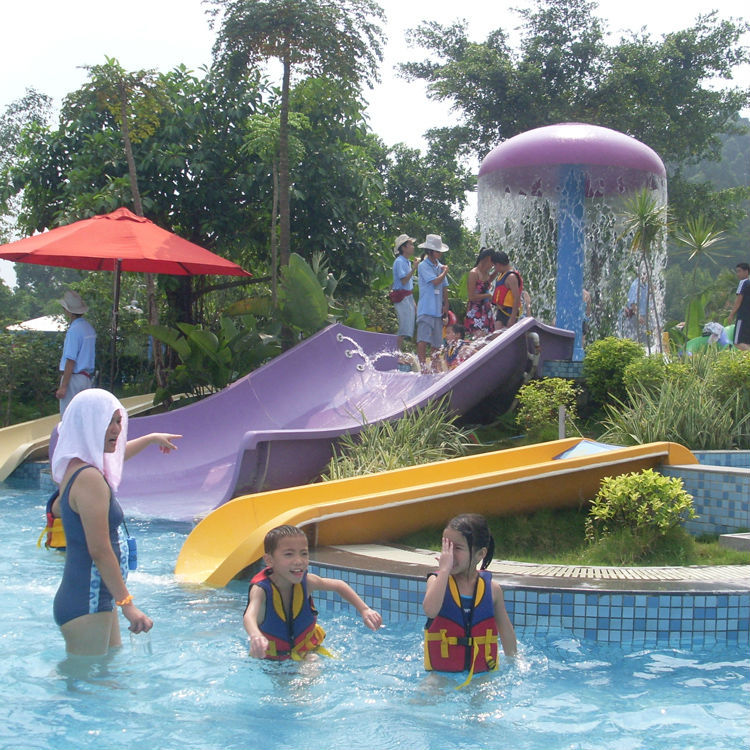 first overall supplier of water park in China water slides for big kids wholesale