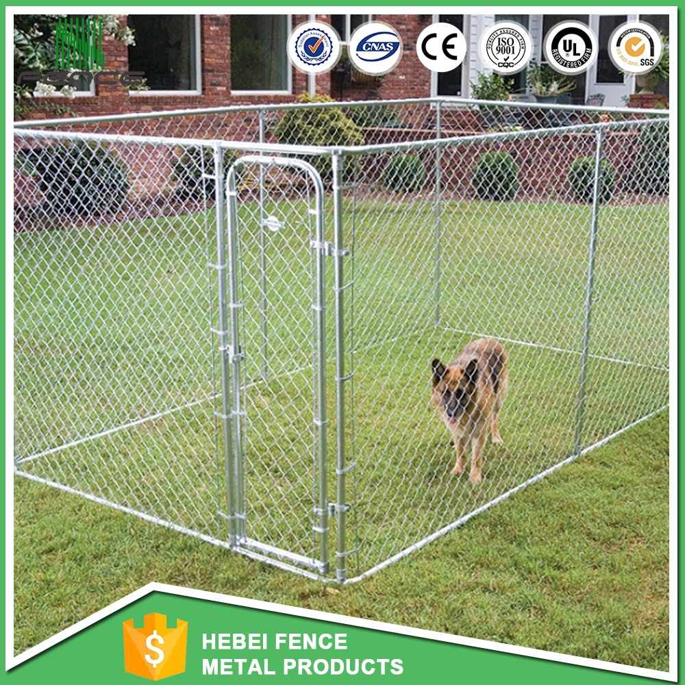 dog kennels cages /large outdoor durable dog house/anti-rust kennels for dog