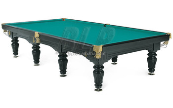 Superior solid wood snooker russian pyramid billiard table for 12ft snooker table for sale