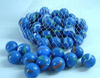 14mm 16mm 19mm 25mm Glass Marbles Cat Eye Toy Marble