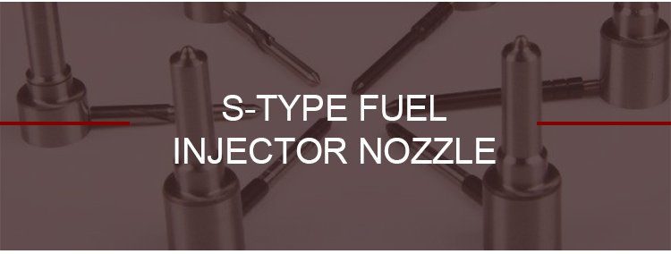 S type nozzle series diesel fuel spray nozzle ZCK155S271