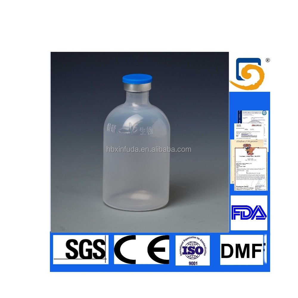 Plastic Bottle 250ml for Vaccine/Infusion