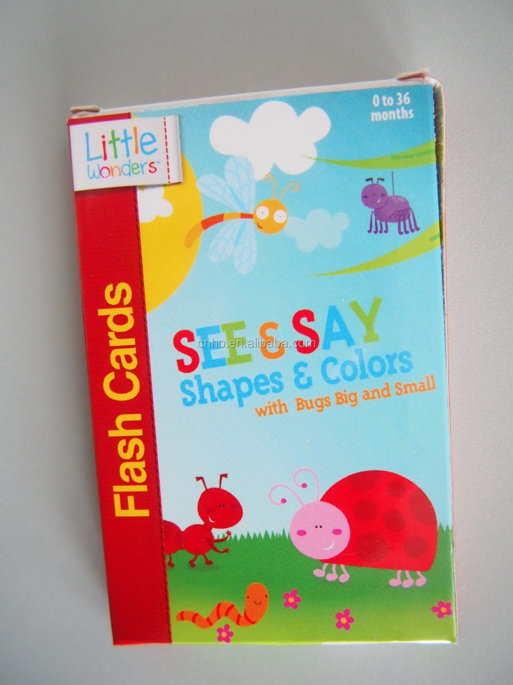 Color Y Forma De Aprendizaje Tarjetas Flash Niños Tarjetas Flash ...
