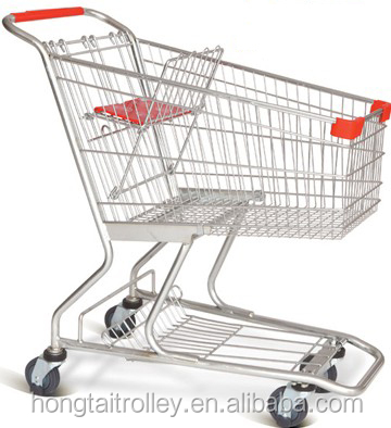 Wholesale American shopping galley cart trolley
