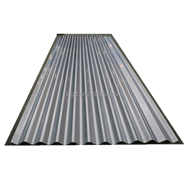 Galvanized Corrugated Metal Roofing Steel Sheet in building materials list