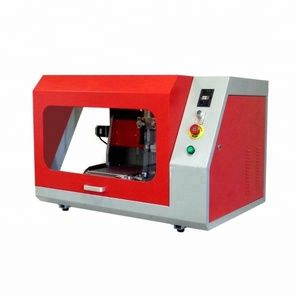 Multi-functional Desktop-type Hobby Mini CNC Milling Machine with Protective Cover