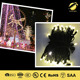 waterproof IP65 fairy led garland string lights cotton ball lights outdoor desorations festnoon lighting