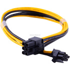 pci express Mini 6pin to 6pin PCI-e Video Card Power Cable for Apple Mac Pro Tower / Power Mac G5