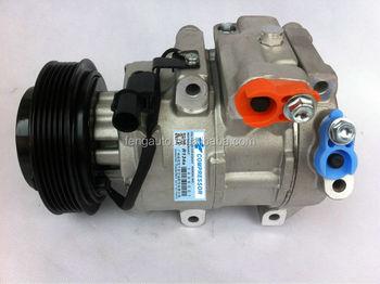 Dc motor 12v ac air conditioner compressor for kia sorento for Dc motor air conditioner