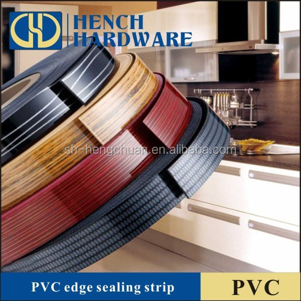 Hot Sell Cabinet PVC Edging Strip Supplier