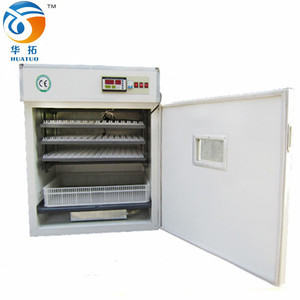 Electronic Fully-Automatic Incubator and Hatcher/poultry incubator thermostat/528 chicken egg