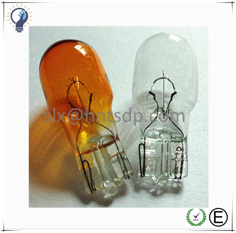 Automotive Motorcycle Turn Signal Bulb T13,Wedge Light Bulb ...