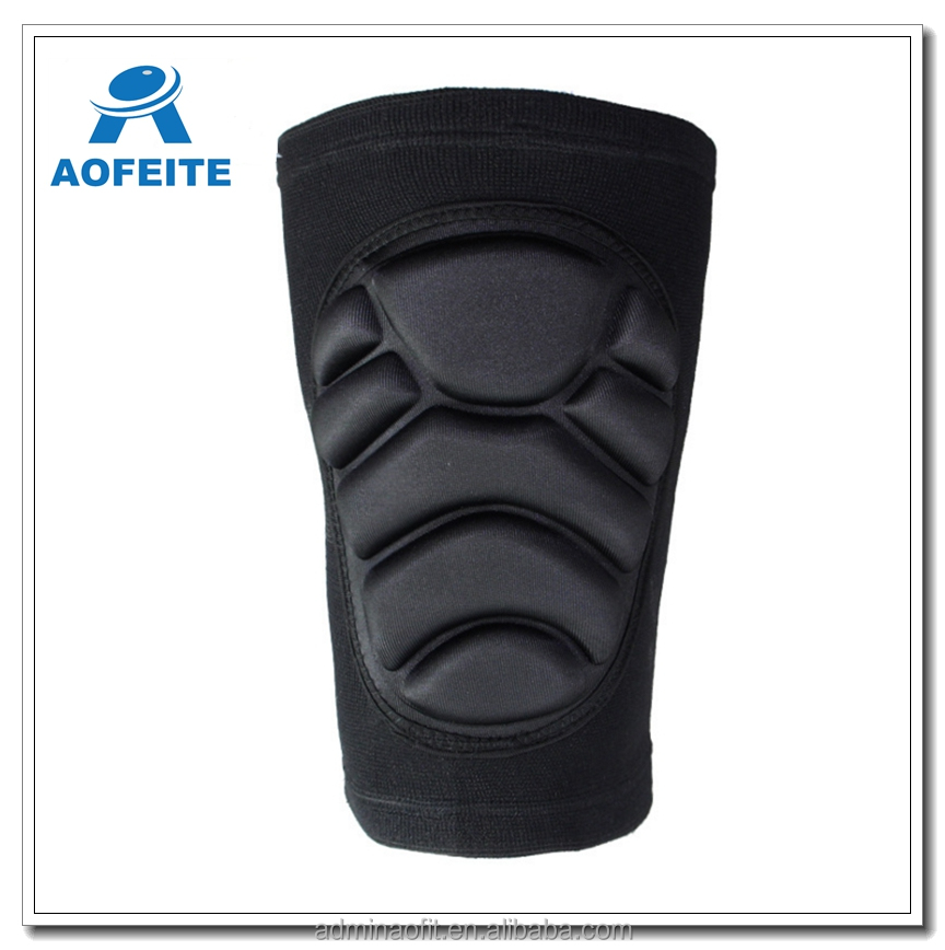 Volleyball Fitness Knee Support Dancing Kneeling Kneepad Cycling Knee Pads With Foam