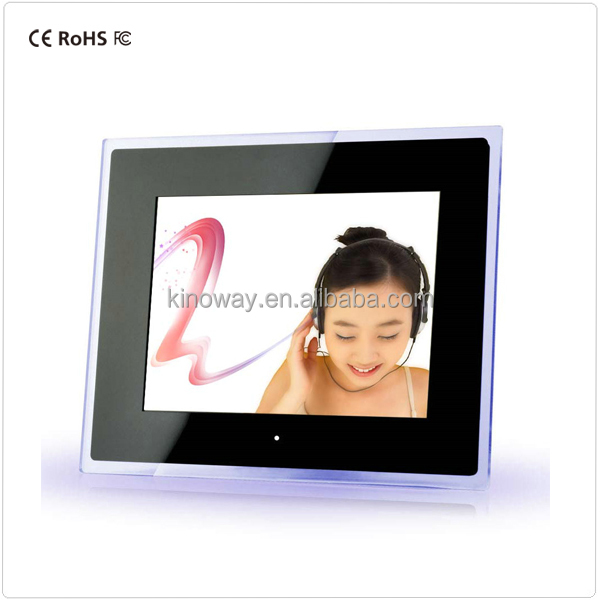 15 inch high quality 3g digital photo frame