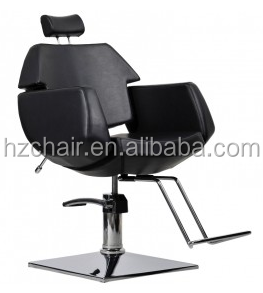 2015 Recline Hyraulic Barber Chairs With Footrest;popular Portable ...