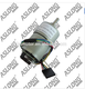 permanent magnet dc geared motor with encoder long life big torque micro motor with gearbox