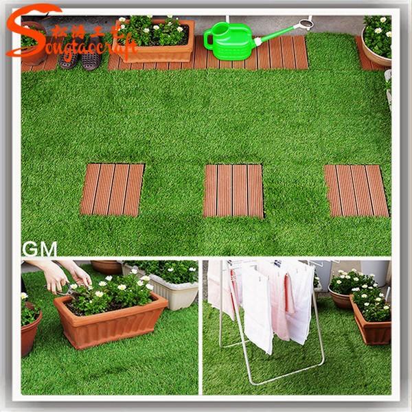 Pl stico balc n terraza kinder barato alfombra cesped for Alfombra cesped artificial