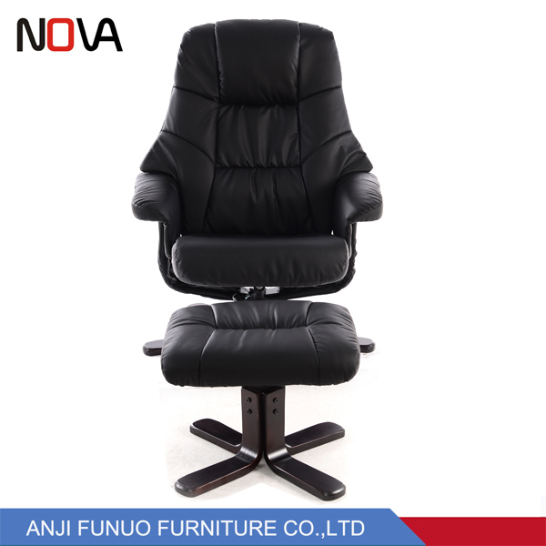 buy cheap china reclining leather chair with ottoman products find