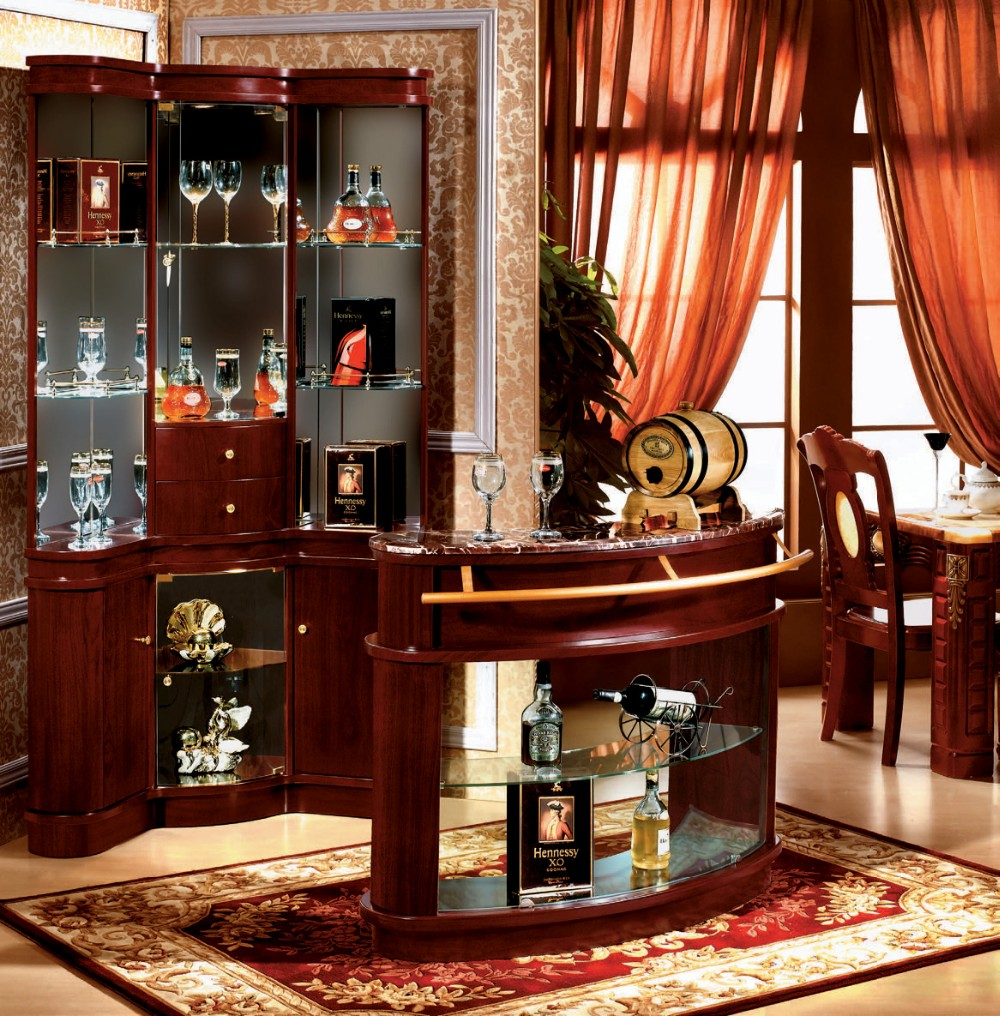 Made in China Popular Philippines style Home Furniture display liquor  cabinets. Made In China Popular Philippines Style Home Furniture Display