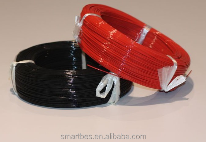 Smart Bes05 Square Teflon Wire UL1332 20 Awg 200 Degrees High Temperature Electric