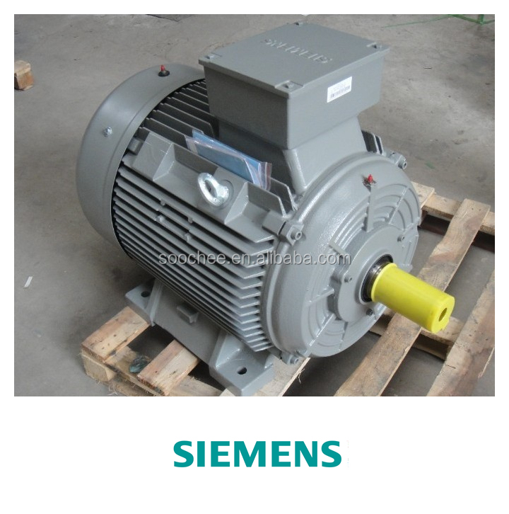 1LE0001-0.55KW-4P Siemens Industry 3 phase ac electric motor 0.55kw engine