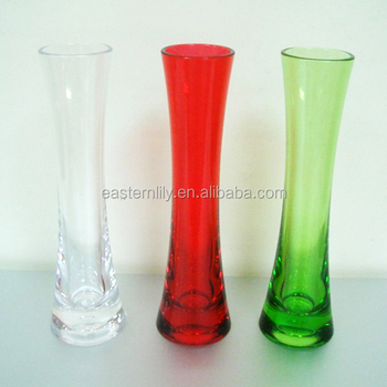 Bpa Free Clear Plastic Acrylic Tall Round Flower Vase Buy Vase